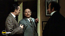 A still #35 from Sherlock Holmes: The Priory School / The Second Stain (1986)