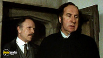 A still #34 from Sherlock Holmes: The Priory School / The Second Stain (1986)