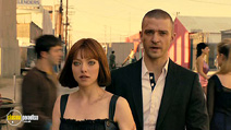 A still #26 from In Time with Justin Timberlake and Amanda Seyfried