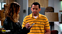 A still #35 from Two and a Half Men: Series 11 (2013)