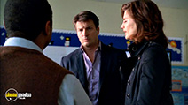 A still #22 from Castle: Series 2 (2010)