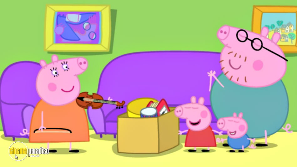 Peppa Pig: Flying a Kite and Other Stories online DVD rental