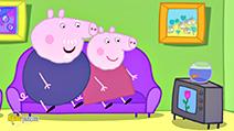 A still #8 from Peppa Pig: Flying a Kite and Other Stories (2005)