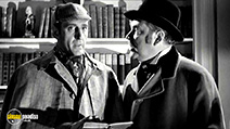A still #2 from The Adventures of Sherlock Holmes / Sherlock Holmes and the Secret Weapon (1942)