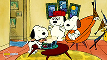 A still #46 from Charlie Brown: A Dog for Xmas (1965)