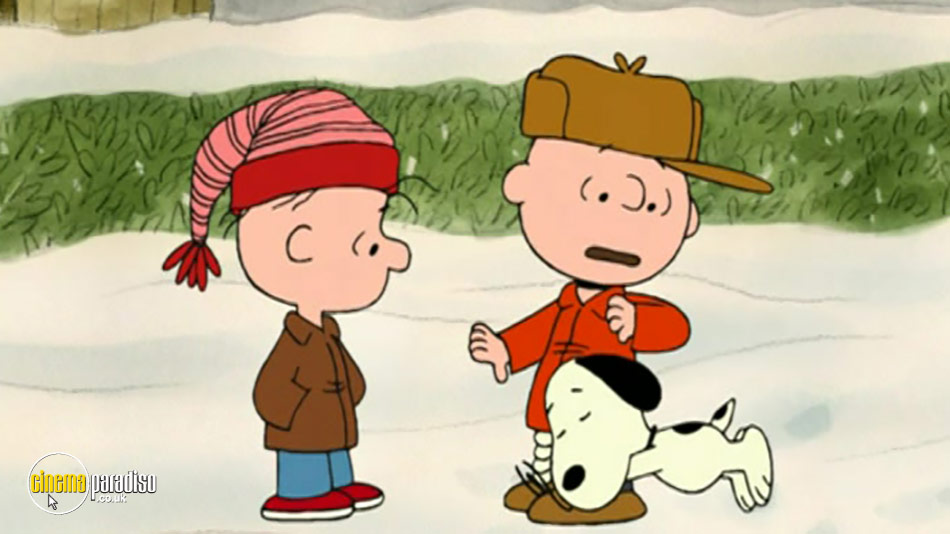 Charlie Brown: A Dog for Xmas online DVD rental