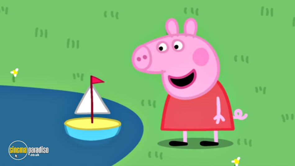 Peppa Pig: Bubbles online DVD rental