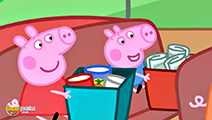 A still #1 from Peppa Pig: Bubbles (2005)