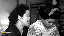 A still #5 from A Geisha (1953)
