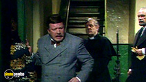 A still #25 from Father Brown: The Mirror of The Magistrate and Other Stories (1974)