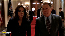 A still #8 from The West Wing: Series 7 (2005)