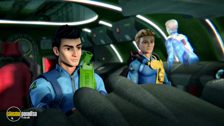 Thunderbirds Are Go: Series 1: Vol.1 online DVD rental
