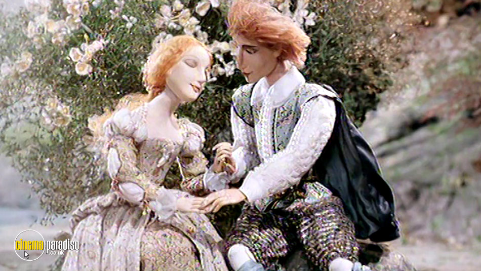 Shakespeare The Animated Tales: Hamlet / The Tempest online DVD rental