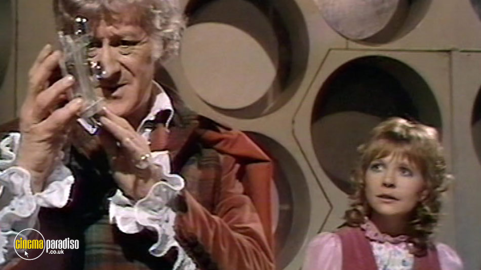 Doctor Who: The Curse of Peladon online DVD rental