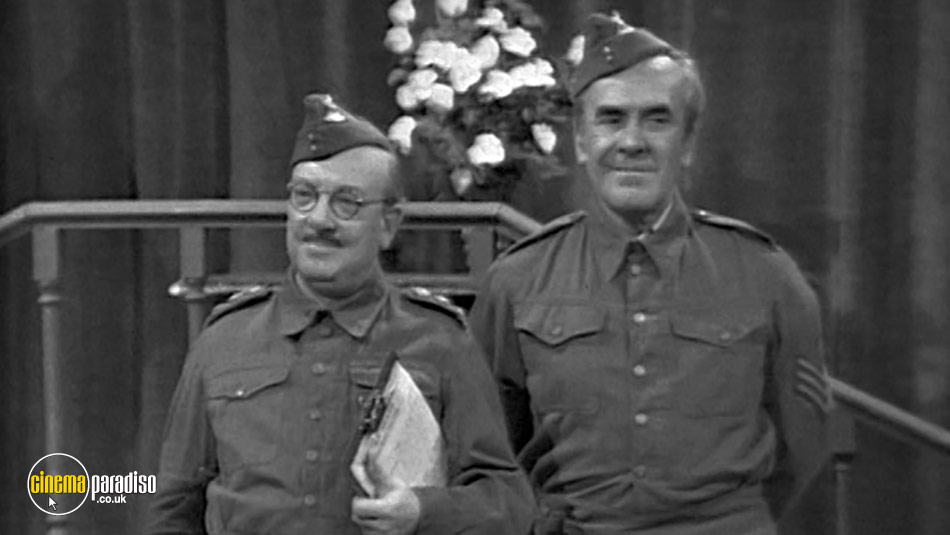 Dad's Army: Series 1 and 2 online DVD rental