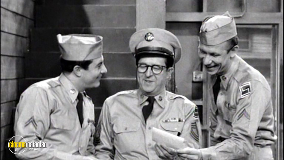 The Phil Silvers Show: Series 1 online DVD rental