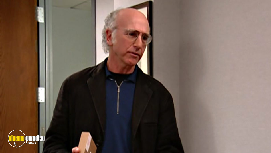 Curb Your Enthusiasm: Series 4 online DVD rental