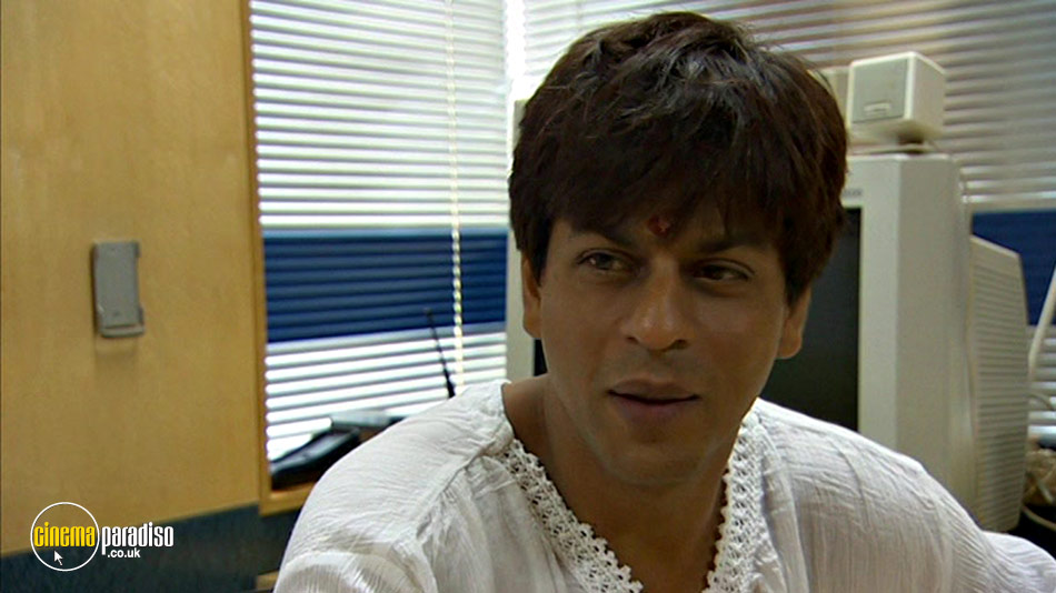 The Inner and Outer World of Shah Rukh Khan online DVD rental