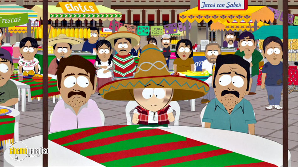 South Park: Series 15 online DVD rental