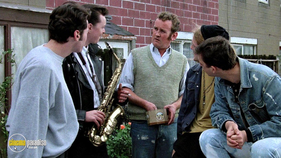 The Commitments online DVD rental