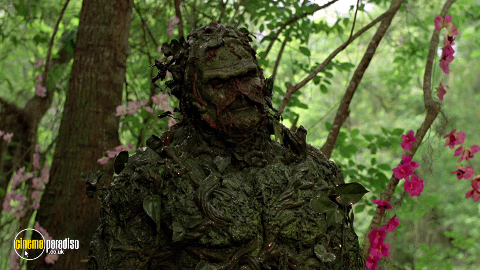 The Return of the Swamp Thing online DVD rental