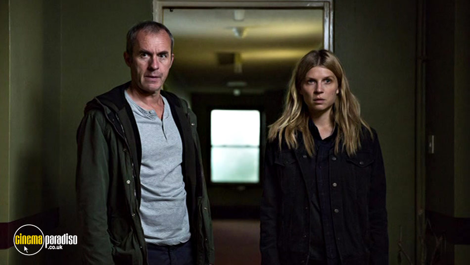 The Tunnel: Series 2 (aka The Tunnel: Sabotage) online DVD rental