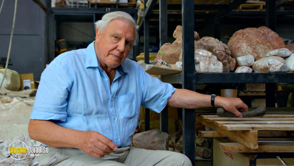 Attenborough at 90 (aka Attenborough at 90: Behind the Lens) online DVD rental