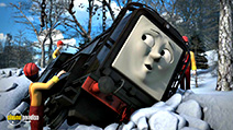 A still #9 from Thomas the Tank Engine and Friends: Thomas' Christmas Carol (2016)