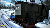 A still #8 from Thomas the Tank Engine and Friends: Thomas' Christmas Carol (2016)