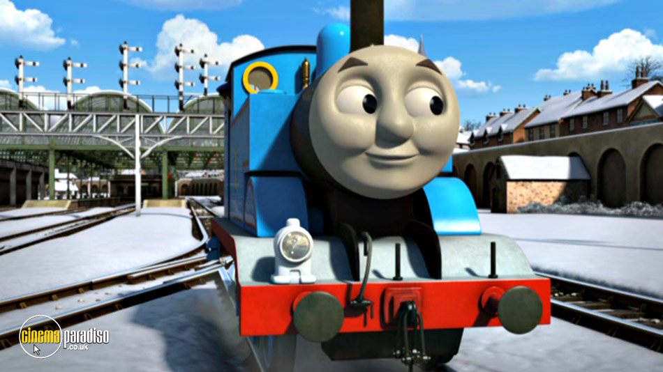 Rent Thomas the Tank Engine and Friends: Thomas' Christmas Carol (aka Thomas and Friends: Thomas ...