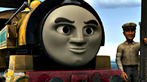 A still #7 from Thomas the Tank Engine and Friends: Thomas' Christmas Carol (2016)