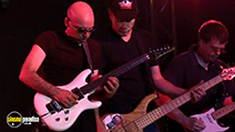 A still #2 from Joe Satriani: Satriani Live (2006)