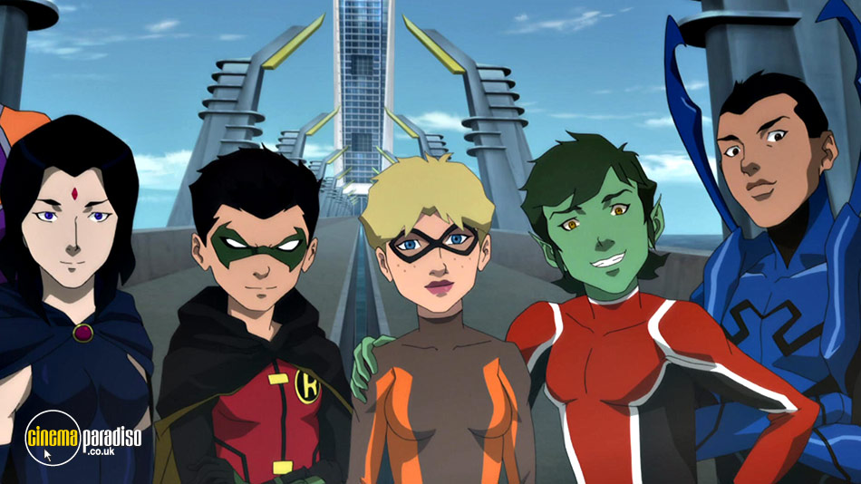 Teen Titans: The Judas Contract online DVD rental