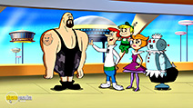 A still #8 from The Jetsons and WWE: Robo-WrestleMania! (2017)