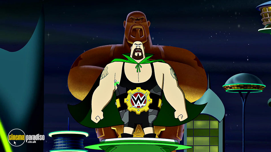 The Jetsons and WWE: Robo-WrestleMania! online DVD rental