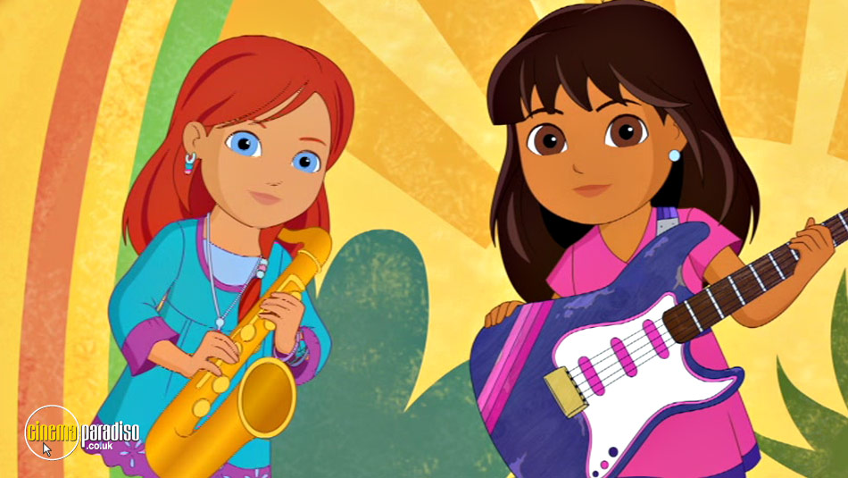 Dora and Friends: Feel the Music! online DVD rental