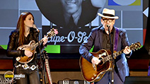 A still #9 from Elvis Costello: Detour Live at the Liverpool Philharmonic Hall (2015)