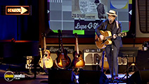 A still #7 from Elvis Costello: Detour Live at the Liverpool Philharmonic Hall (2015)