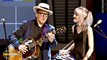 A still #4 from Elvis Costello: Detour Live at the Liverpool Philharmonic Hall (2015)