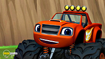 A still #9 from Blaze and the Monster Machines: Blaze of Glory (2014)