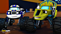 A still #6 from Blaze and the Monster Machines: Blaze of Glory (2014)