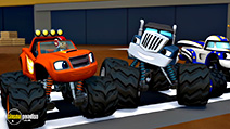 A still #4 from Blaze and the Monster Machines: Blaze of Glory (2014)