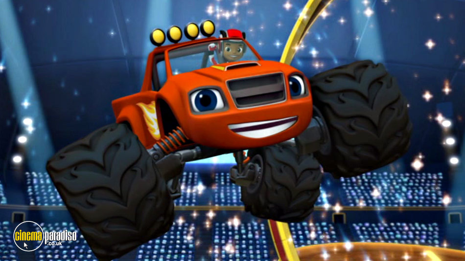 Blaze and the Monster Machines: Blaze of Glory (aka Blaze and the Monster Machines: Blaze of Glory: A Mini-Movie) online DVD rental