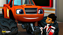 A still #3 from Blaze and the Monster Machines: Blaze of Glory (2014)