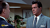A still #8 from Never Say Goodbye (1956)