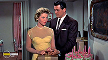 A still #4 from Never Say Goodbye (1956)
