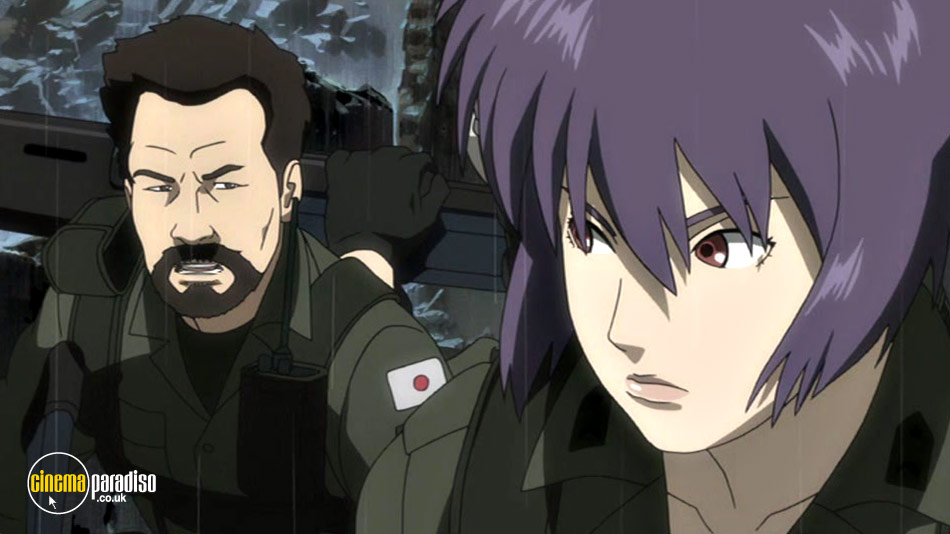 Ghost in the Shell: Stand Alone Complex: 2nd Gig: Vol.4 online DVD rental