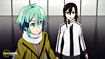 A still #7 from Sword Art Online: Series 2: Part 2 (2014)