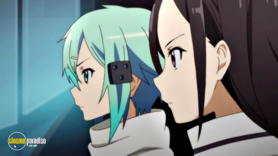 Sword Art Online: Series 2: Part 2 online DVD rental