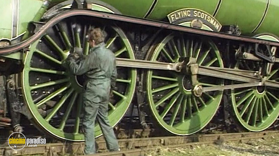 The Flying Scotsman: The Ultimate Profile online DVD rental